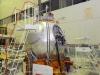 Bion-M1 bei der Montage