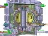 Querschnitt des ITER-Reaktors